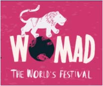 WOMAD music festival