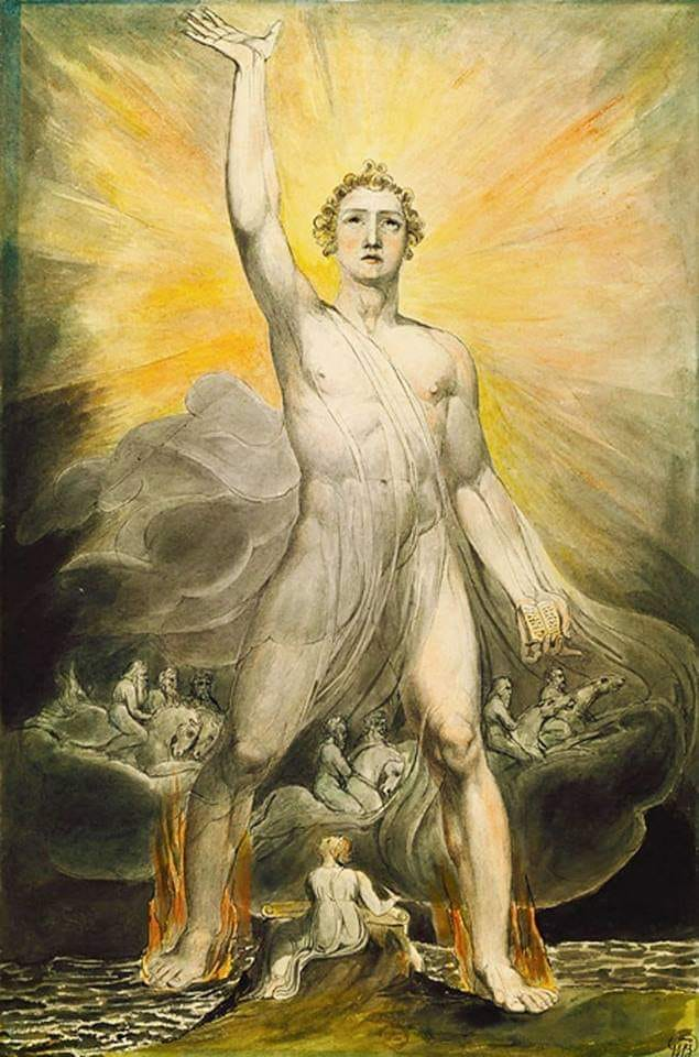 William-Blake-England Prophet